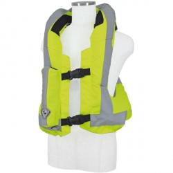 Chaleco Airbag (Moto) HIT-AIR MLV-YC (FLUO)