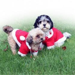 Manta Navidad Perro