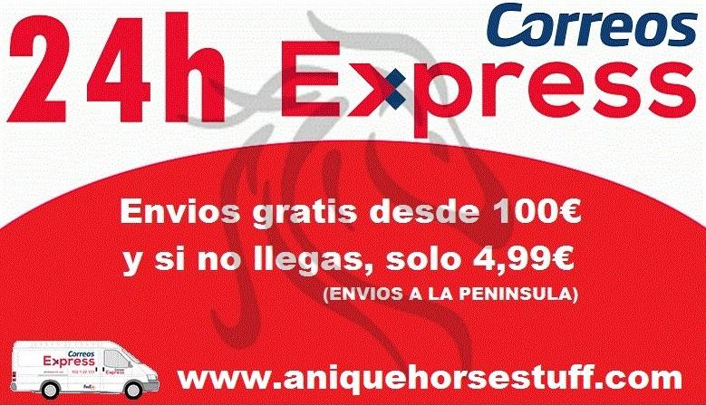 Envio gratis a partir de 100€