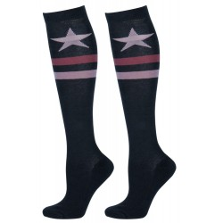 Calcetines Striped Star