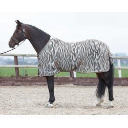 Manta anti-moscas Zebra