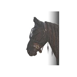 Máscara antimoscas Flyshield fringes Harry's Horse