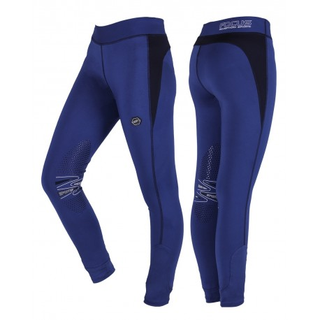 Pantalones de Montar Junior Pull-on Yara silicona rodillo