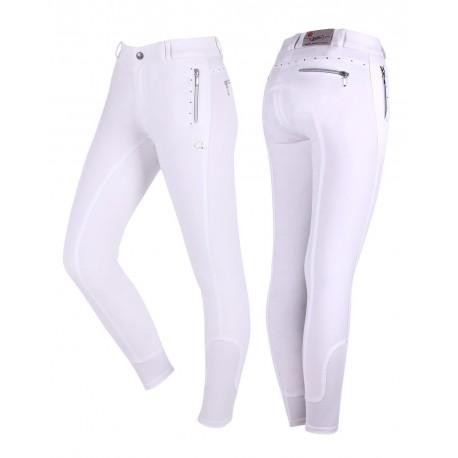 Pantalones de Montar Junior Isa culera silicona