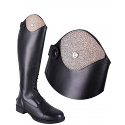 Top intercambiable decorativo Glitter para botas Romy