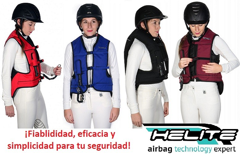 Helite Airbag (Made in France)
