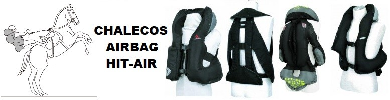 Hit-Air Chalecos Airbag